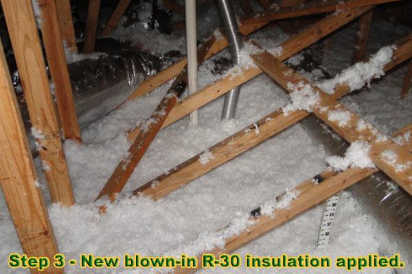 Attic Insulation Replacement Fort Lauderdale Boca Raton