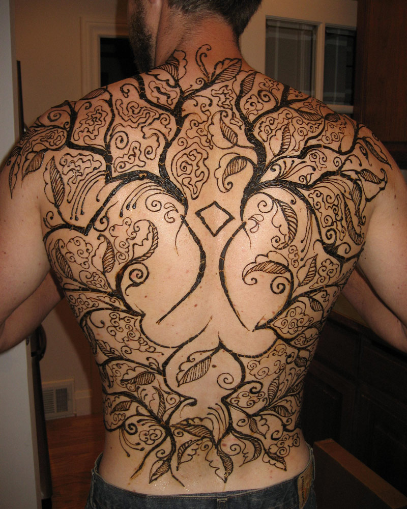 Cool Henna Tattoos For Guys Www Topsimages Com